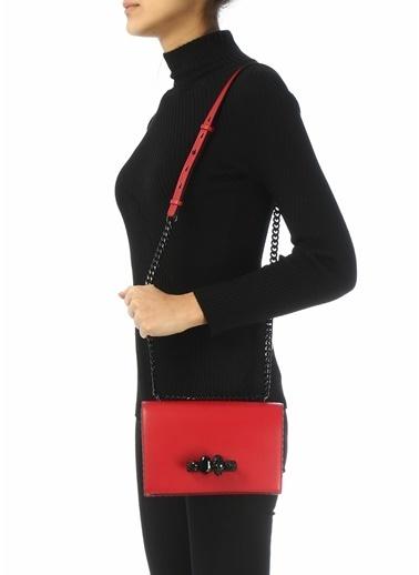 Alexander McQueen Çanta Kırmızı